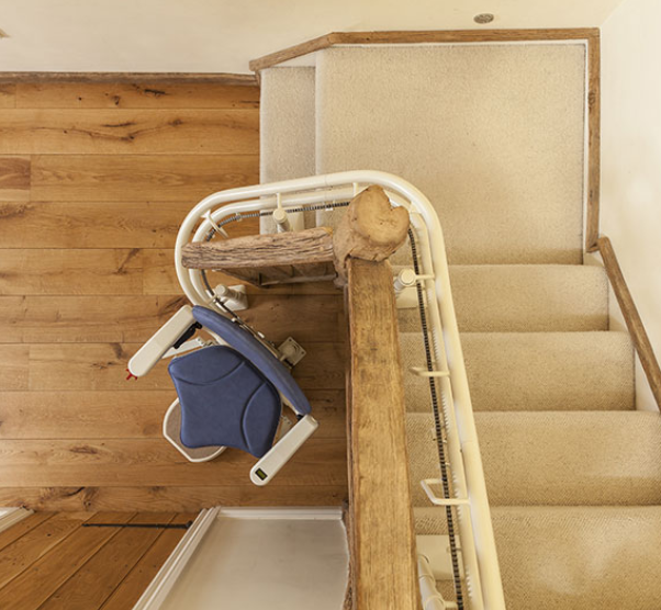 curve stairlifts
